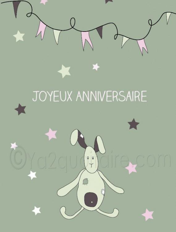 joyeux anniversaire bis