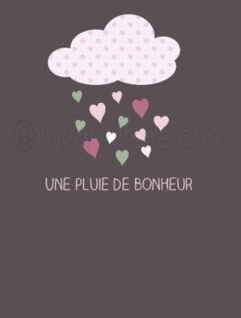 pluie bonheu filr